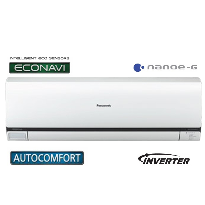 Điều hòa 2 chiều IPanasonic 18000BTU Inverter CS-Z18RKH-8