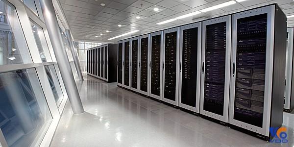 điều hòa daikin trung tâm dữ liệu