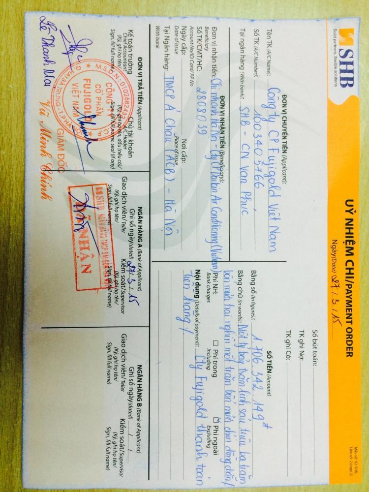Công ty Cổ Phần Đầu Tư MK Việt Nam