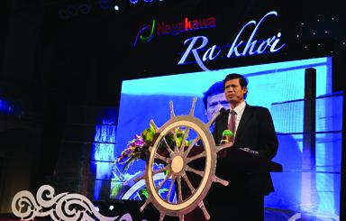 """Nagakawa Việt Nam tổ chức Hội nghị khách hàng khu vực phía Bắc năm 2015 với đêm hội """"Ra khơi"""""""