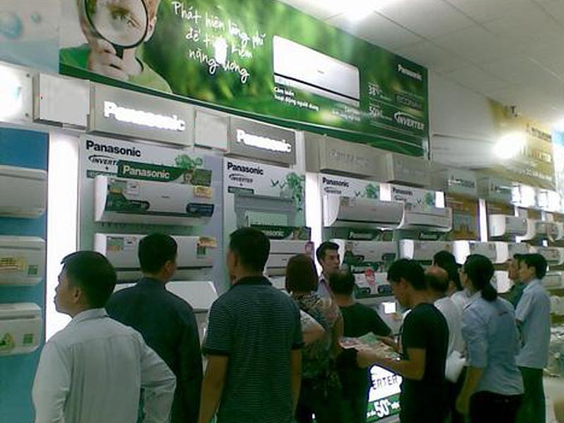 Mua điều hòa ở đâu tốt Hà Nội 2016