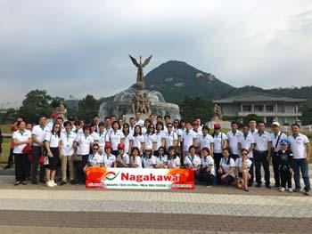 Nhà sản xuất Điều hòa Nagakawa tri ân khách hàng 2016